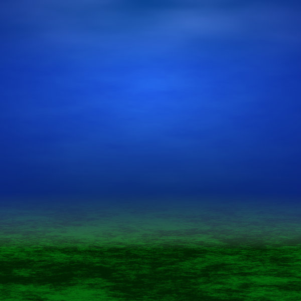 Underwater 5: Underwater background with a seabed and light.