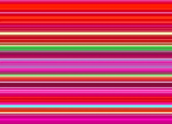 Stripes of Colour 4: Vivid multi-coloured striped background, texture or fill. Very attention-getting and pleasing to the eye.