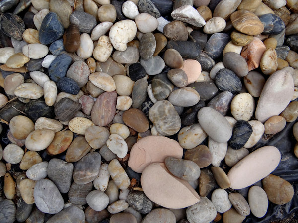 Free stock photos rgbstock free stock images river for Smooth river rocks for landscaping