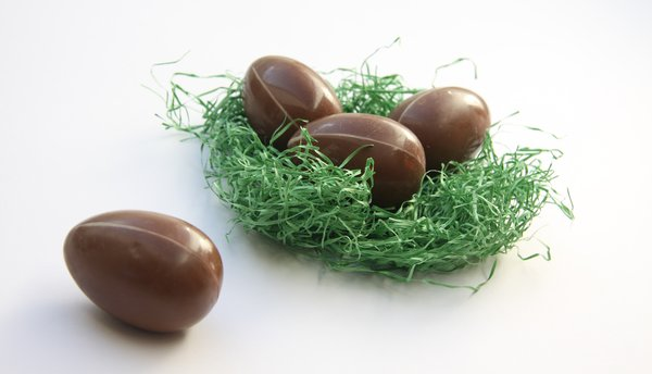 Chocolate eggs: Chocolate eggs