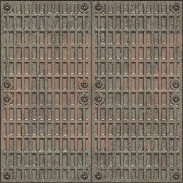 Metal Plate 2: Textured metal plate with rivets. A great texture, backdrop, or fill for when you want an industrial grunge feel. A high resolution image. Do not give away or sell this copyrighted image. Use in accordance with RGB Terms of Use.