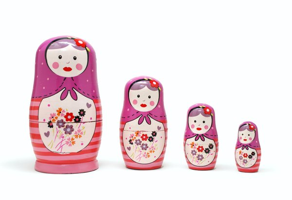 matrioska russian dolls #1: no description
