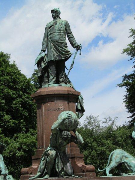 Bismarck Denkmal Berlin Bismarck-denkmal Berlin
