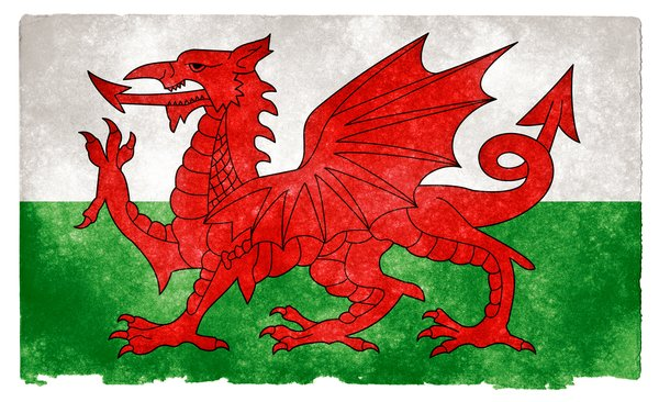 Wales Grunge Flag: Grunge textured flag of Wales on vintage paper. You can find hundreds of grunge flags on my website www.freestock.ca in the Flags & Maps category, I'm just posting a sample here because I do not want to spam rgbstock ;-p
