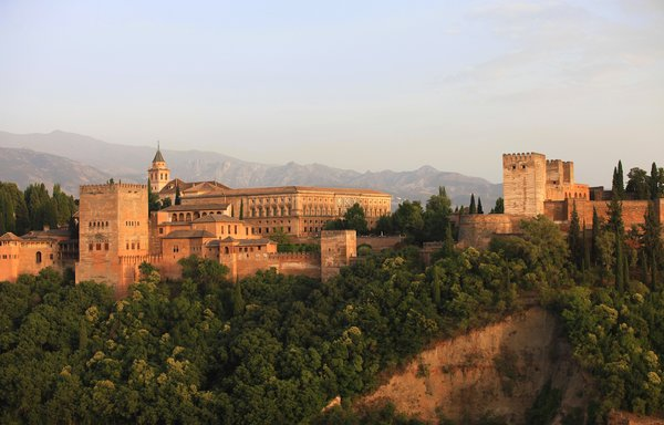 The Alhambra: The Alhambra of Granada