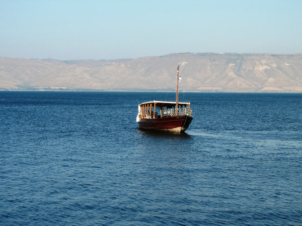 sea of Galilee: no description