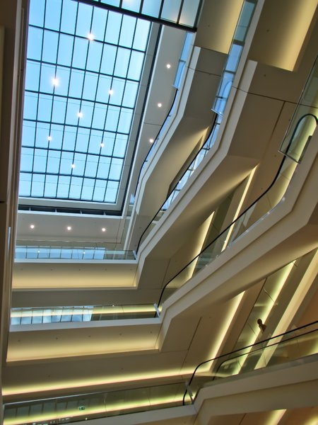shopping mall interior 4: shopping mall interior 4