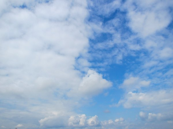cloud formations: cloud formations