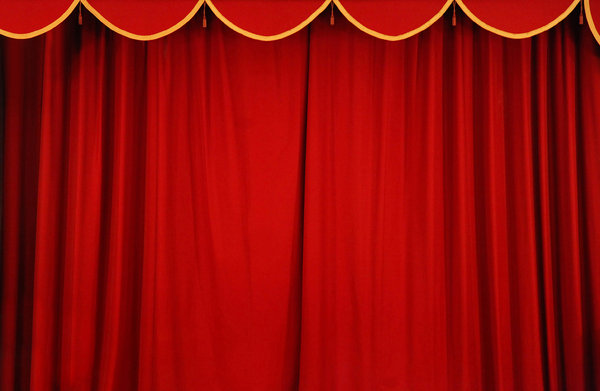 Free stock photos Rgbstock Free stock images Red curtain