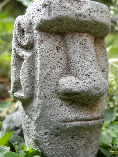 stone figure: no description