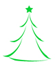 Christmas Tree Icon 3