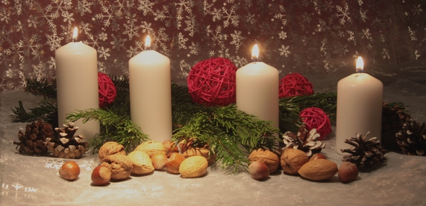 Christmas Candles 3: Christmas Decoration
