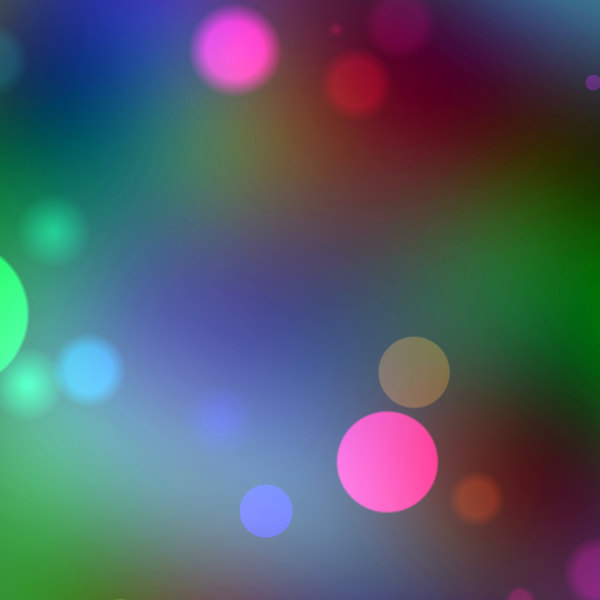 Bokeh or Blurred Lights 15: Bokeh, or blurred background lights in pink, red, purple and green. Suitable for a background, Christmas greetings, holiday greetings, texture, or fill.