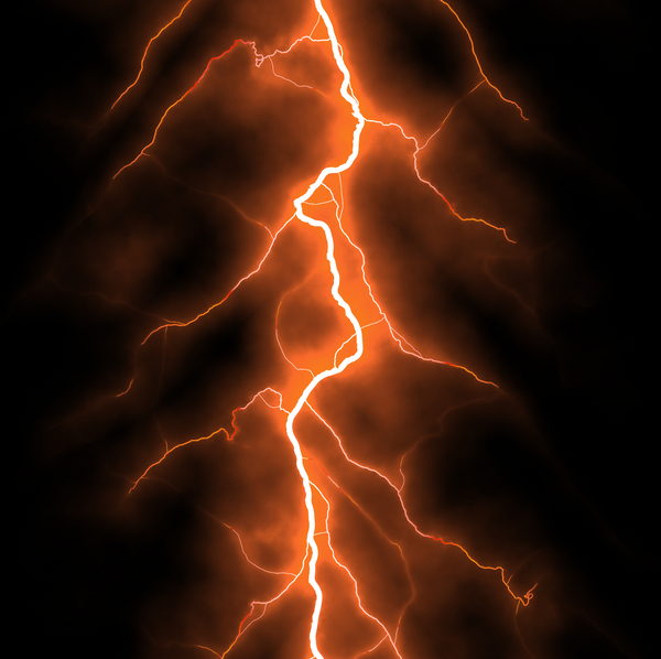 Forked Lightning 2: A dazzling bolt of forked lightning. Perhaps you might prefer:  http://www.rgbstock.com/photo/nMPzAP0/Forked+Lightning  or:  http://www.rgbstock.com/photo/nTqDfEE/Forked+Lightning+3