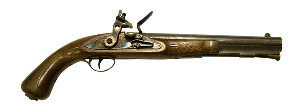 American Flintlock: Used for Duels
