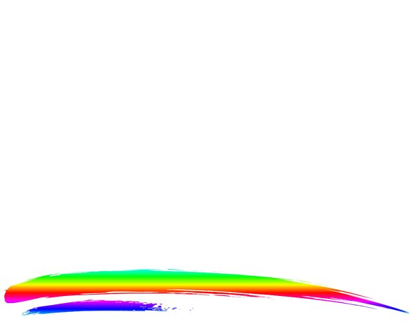 Rainbow Swoosh 1: A blank canvas with an attention-getting rainbow swoosh. Use creatively and within RGBStock's image licence. You may prefer this: http://www.rgbstock.com/photo/nGMI0Ey/Rainbow+Swirls+2  or this:  http://www.rgbstock.com/photo/2dyXm9r/Waves+6