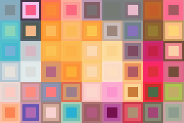 Squares 8: Square patterns in bright pastel colours. Great texture or background. Nice scrapbooking element.