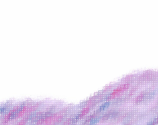 Weave Border 2: A textured border that looks like it is woven, in a wave shape. Background, texture or element. Pink, blue and purple colours.