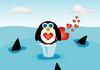 Valentine Penguin