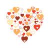 I Heart orange