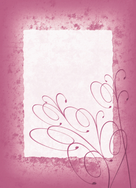 Girly Grunge: A girly grunge background texture.