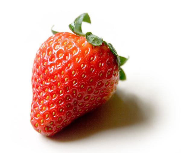 Strawberry: Isolated strawberry