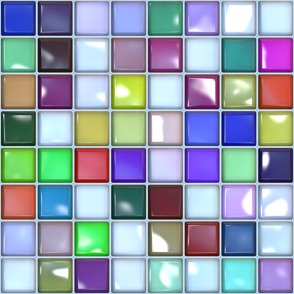 Glossy Tiles 12: Multicoloured glossy tiles make a great background, texture, fill, etc. You may prefer these:  http://www.rgbstock.com/photo/o0ueN80/Old+White+Tiles  or these:  http://www.rgbstock.com/photo/nUlpgOq/3D+Tile+2