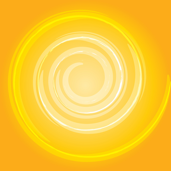 Swirl background yellow: Swirl background yellow