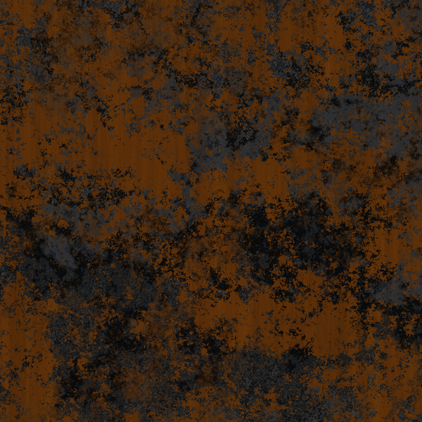 Rusted Background 1: A rusty, flakey background, texture or fill. Very high resolution.