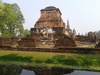 Sukhothai ancient park