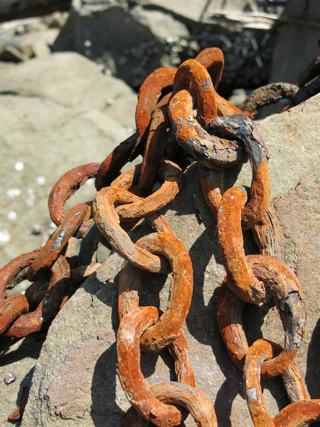 rusty chain: no description