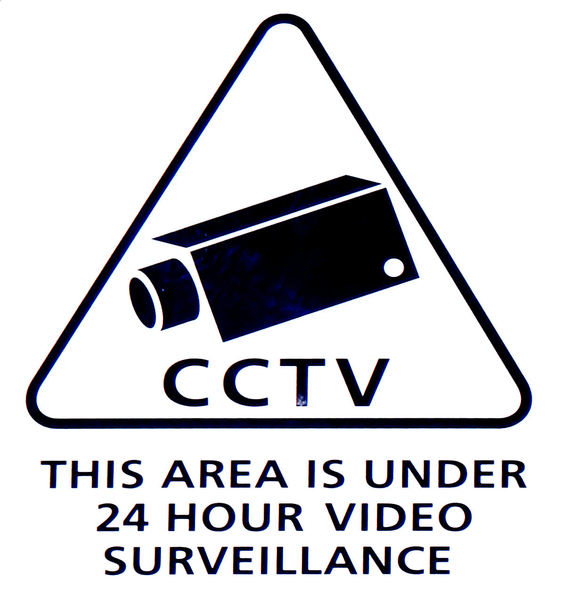24 hour coverage: constant cctv surveillance
