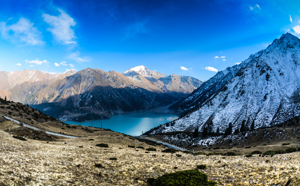 Big Almaty Lake: Lake in Kazakhstan