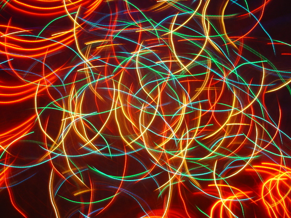Xmas abstract lights: Xmas abstract lights