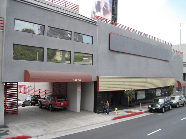 Office building: Most famous acting school in Hollywood ;-)