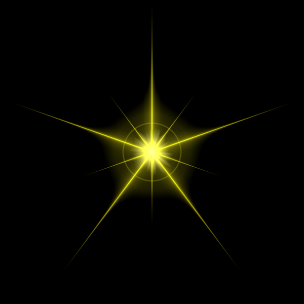 Star and Flare 1: A spectacular flare or star on a black background. You may prefer this:  http://www.rgbstock.com/photo/odxsTEq/Spectacular+Burst+1  or:  http://www.rgbstock.com/photo/ms6uvo8/Flare+12