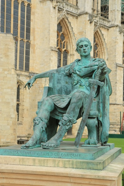 an analysis of the roman emperor constantine Find helpful customer reviews and review ratings for constantine: roman emperor but not much analysis of the broader historical consequences of these decisions.