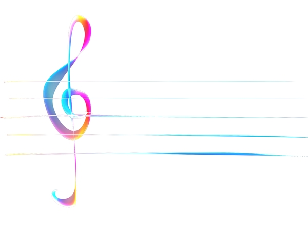 Music Background: A rainbow treble clef and lines make a great musical background. You may prefer:  http://www.rgbstock.com/photo/nxXAy7Y/Musical+Frame+or+Border+1  or:  http://www.rgbstock.com/photo/oyL5pIU/Musical+Decoration