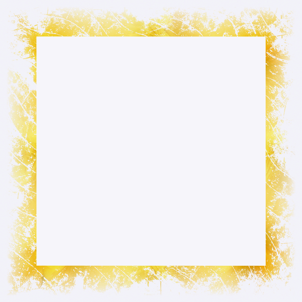 Grungy Border 11: A blank square with a grunge border in yellow. You may prefer:  http://www.rgbstock.com/photo/o6axPKQ/Frosty+1  or:  http://www.rgbstock.com/photo/o8aqzmA/Grungy+Border+10