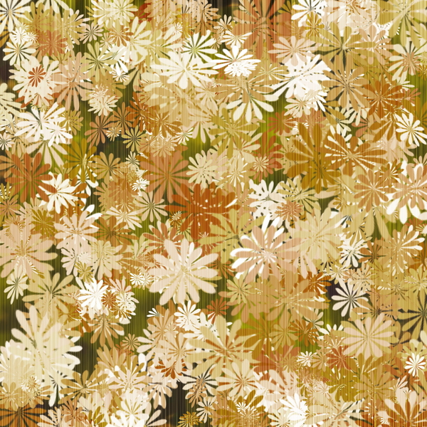 Floral Background: Floral background pattern.
