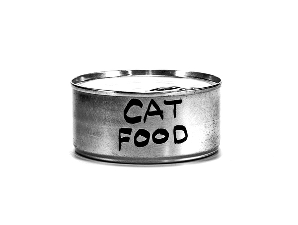 Cat Food: Canned cat food