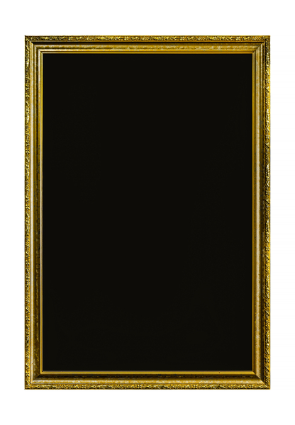 Blackboard 2: Blackboard in Gold Frame