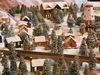 Winter town scene 2