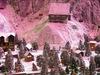 Winter Town scene 1