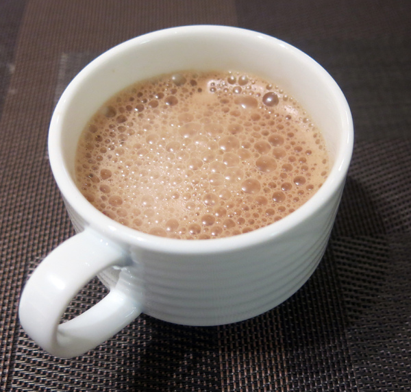 hot chocolate: hot chocolate drink