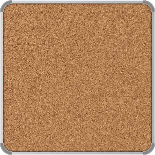 Cork Board: A simple but useful cork board.