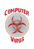 computer virus warning