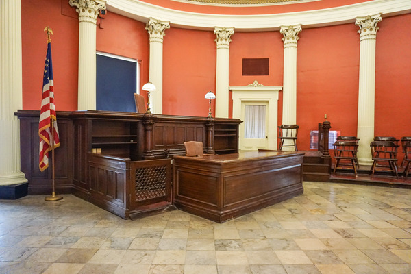 Courtroom: Courtroom