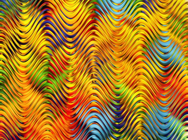 multicolored waves1: abstract multicolored wavy background, textures, patterns, geometric patterns, shapes and perspectives