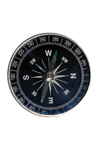 Compass: Baseplate compass